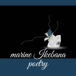 Ever heard of marine Ikebana poetry?  🐚 I came up with it since as much as I liked the aesthetics and philosophy of traditional Ikebana, the Japanese art of flower arrangement, I find seashells and visual poetry more inspiring and less painful than cutting branches or even just flowers from a living plant. 🐚 Follow @iovitaanca  and check out www.minimalistdesigner.com  to find out what it's all about.  🐚 #marineikebanapoetry #marineikebana  #ikebana  #seashellartwork #mareaneagra #blacksea #marineart  #marine #nautical #sealovers #ocean #blue #diamonddustbook #diamonddust #seashells #seashell #seashellart #wallhanging #walldecoration #mixedmedia #mixedmediaart #collage #bioart #nature #naturelovers #naturephotography #いけばな #花 #貝殻 #shell