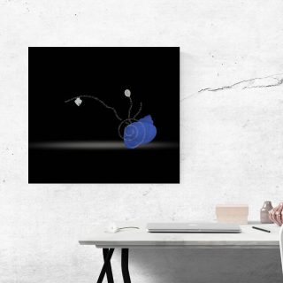 Visual poem title: Glacial Genre: marine Ikebana poetry Link in bio  #marineikebanapoetry #marineikebana #artphotography  #artprints #photobook #diamonddust #beautifulart  #blue #brown #beige #roomdecor  #wallhanging
